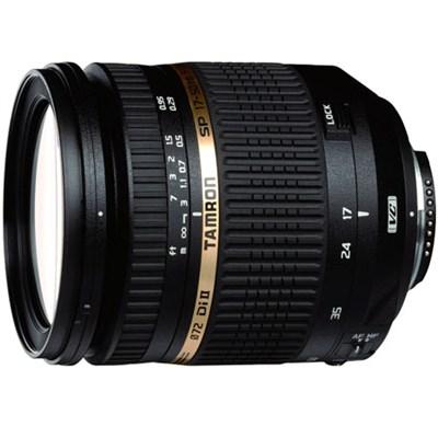 SP AF 17-50mm F/2 8 XR Di II VC LD Lens for Nikon AF + 6-yr USA Warranty Refurb