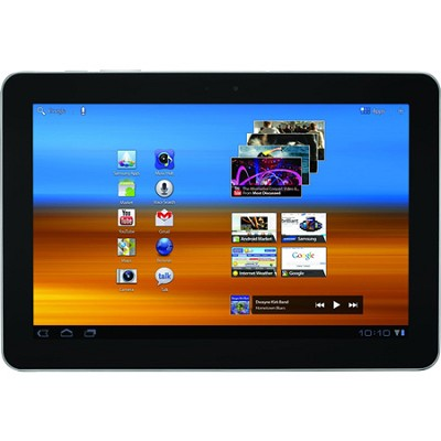 Galaxy 10.1` Tablet 16 GB with WiFi, Honeycomb 3.0