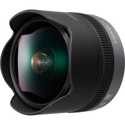 LUMIX G H-F008 Fisheye 8mm / F3.5 ED Lens
