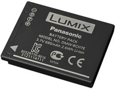 DMW-BCH7 Lithium-Ion Battery for Panasonic Lumix