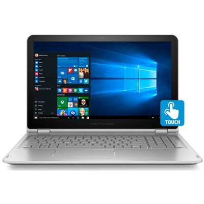 15-w110nr ENVY x360 6th gen Intel Core i7-6500U 15.6` Convertible - OPEN BOX