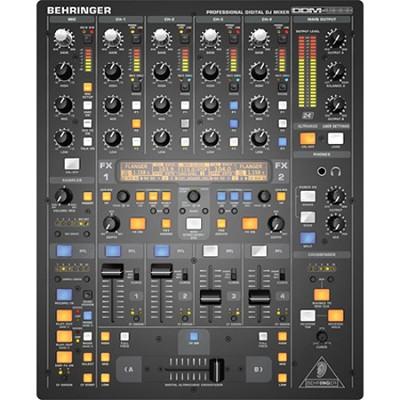 DDM4000 32-bit Digital DJ Mixer - OPEN BOX