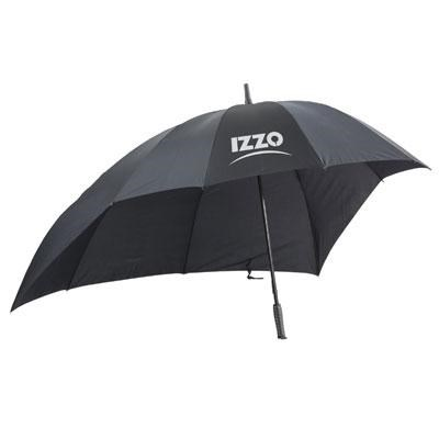 Push Cart Umbrella Black