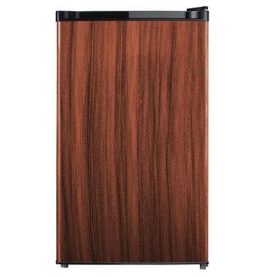 4.4 Cubic Feet Single Reversible Wood Door Refrigerator - WHS-160RWD1