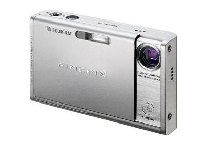 Finepix Z1 Silver Digital Camera
