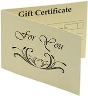 $50 Beach Camera Gift Certificate