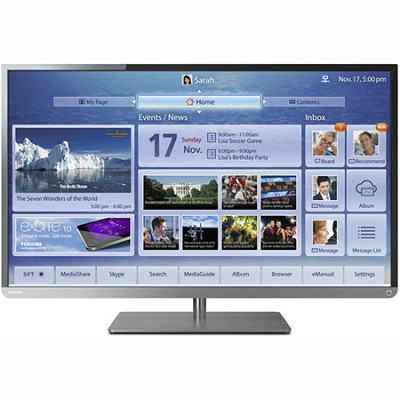32 Inch Smart LED TV 1080p 120Hz (32L4300)