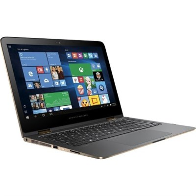 13-4116dx Spectre x360 13.3` Intel Core i7-6500U Convertible Laptop - REFURB