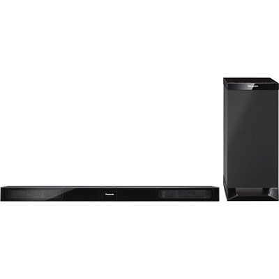 SC-HTB20 2.1 Channel Sound Bar Speaker System with Subwoofer, 240W - OPEN BOX