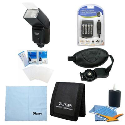 Value Flash Kit for Canon SLR Digital Cameras