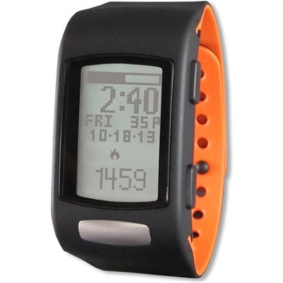 Core C200 Heart Rate Monitor - Black/Tangerine (LTK7C2001)