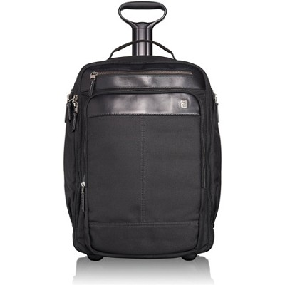 T-Tech By Tumi Forge Flint Wheeled Backpack - 55182 - Black