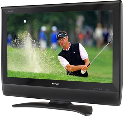 LC-32D41U - AQUOS 32` High-definition LCD TV w/ PC input