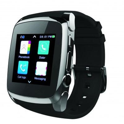 Bluetooth Smart Watch with Call Feature - SC-64SWBLK