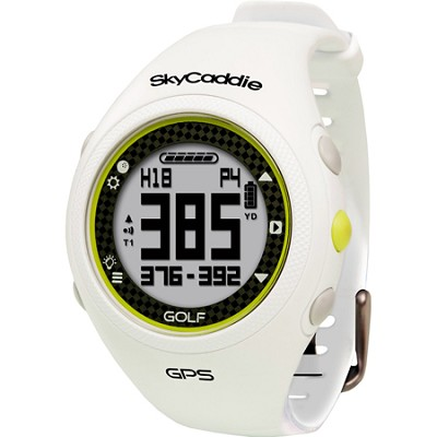 GPS Golf Watch - White