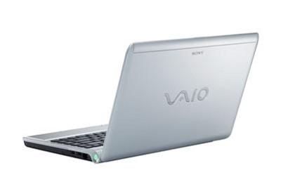 VAIO VPC-S135FX/S Intel Core i5-480M processor 13.3-Inch LED - Silver