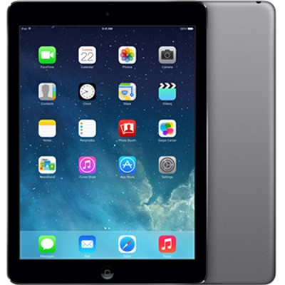 iPad Air 1st Generation 32GB, Wi-Fi, 9.7in - Space Gray - OPEN BOX