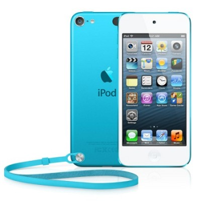 iPod Touch 16GB iOS 7 Blue Music Player (5th Generation)