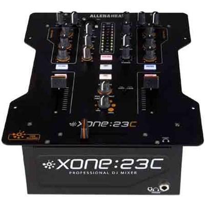 High Performance DJ Mixer + Internal Soundcard - XONE:23C