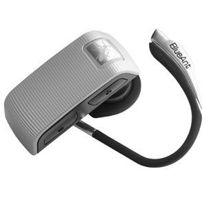 V1 Bluetooth Headset (Silver) (Bulk Packaging)