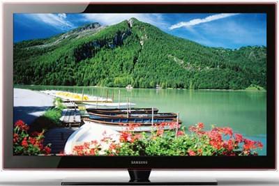 LN40A630 - 40` High-definition 1080p 120Hz LCD TV