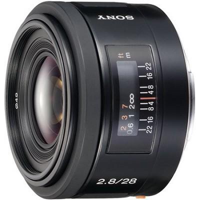 SAL28F28 - 28mm f2.8 Wide-Angle Lens