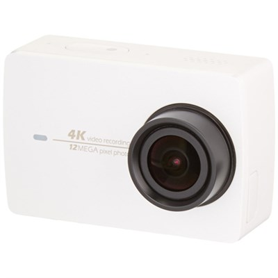 4K Sports and Action Video Camera (US Edition) White Pearl