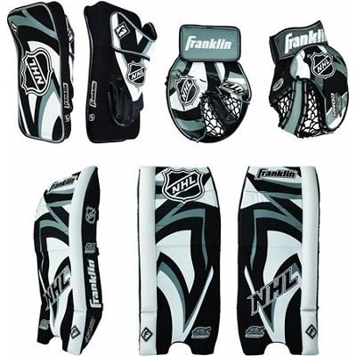 NHL SX COMP 100 Junior Street/Roller Hockey Goalie Protective Set - SM/MD