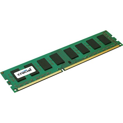 2GB 240-pin DIMM DDR3 PC3-8500 Unbuffered Non-ECC