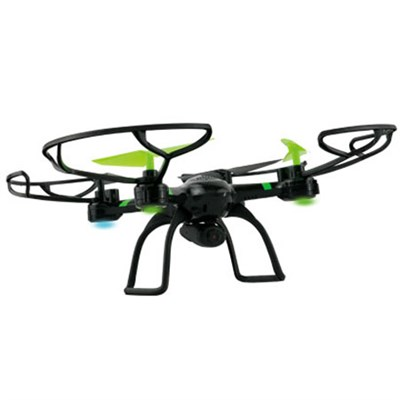 Raptor Ready-To-Fly 2.4Ghz 6 Axis Gyro Aerial Quadcopter Drone (OPEN BOX)
