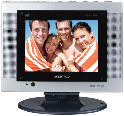 8 inch Flat Screen  LCD TV/DVD Combo