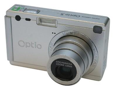 Optio S4i Digital Camera