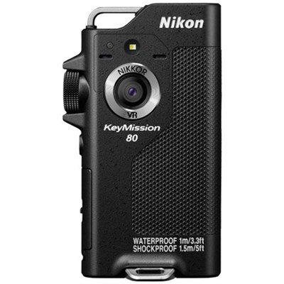 KeyMission 80 12.3MP Full HD Action Camera with Built-In Wi-Fi Refurbished