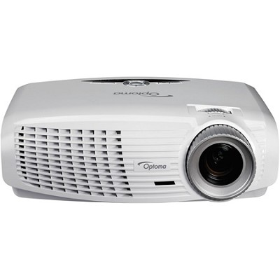 HD25-LV, HD (1080p), 3200 ANSI Lumens, 3D-Home Theater Proj.(White) - OPEN BOX