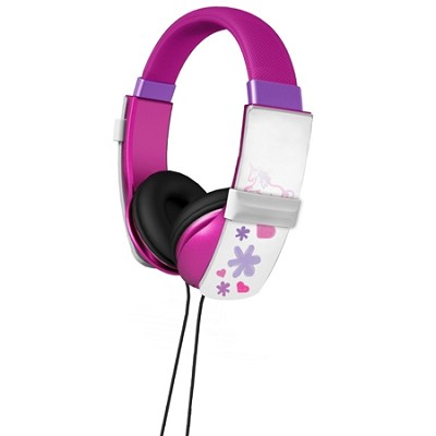 Erasable Doodle Headphones - Pink