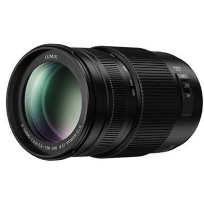 LUMIX G H-FSA100300 VARIO 100-300mm / F4.0-5.6 II/ POWER Optical I.S Lens