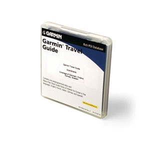Travel Guide for Scandinavia - GPS Software