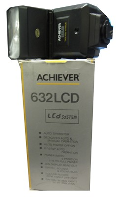 632LCD flash for minolta