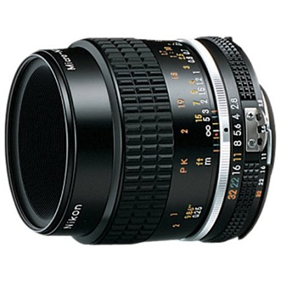 Micro-NIKKOR 55mm f/2.8 Lens - REFURBISHED