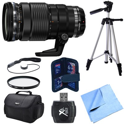M.Zuiko Digital ED 40-150mm F/2.8 Pro Lens Exclusive Pro Bundle