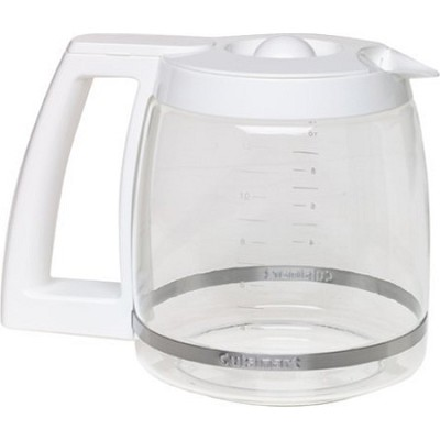 DGB-500WRC 12 Cup Replacement Coffee Carafe (White)