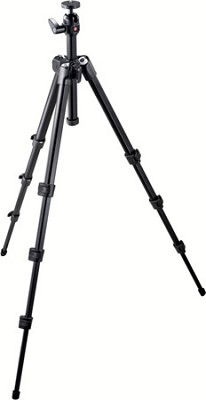 Compact Tripod W/Ball Head, w/Bag