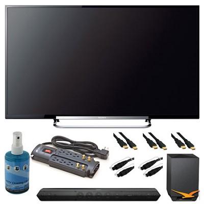 KDL-70R520A 70` LED 240Hz Internet HDTV and Sound Bar Bundle