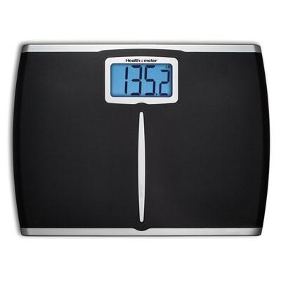 Extra Wide Bath Scale in Black - HDM459DQ-05