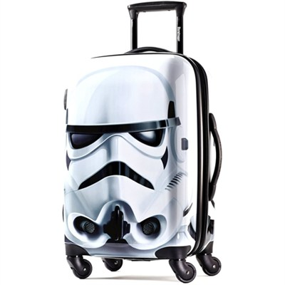 21` Hardside Spinner Suitcase (Star Wars Storm Trooper)