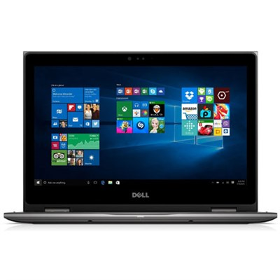 i5368-7643GRY Intel Core i5-6200U 2.3GHz 13.3` 2-in-1 Laptop Computer