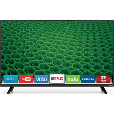 D39h-D0 D-Series 39` Class Full Array HD LED Smart TV - OPEN BOX