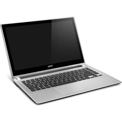 Aspire V5-471P-6840 14` Notebook PC - Intel Core i3-3227U Processor (Silver)