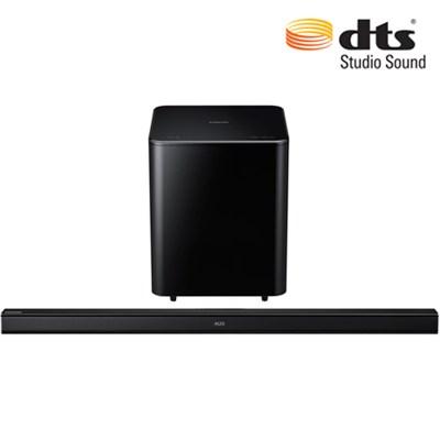 HW-H550 - 2.1 Channel Wireless High-Definition Audio Soundbar (Black)