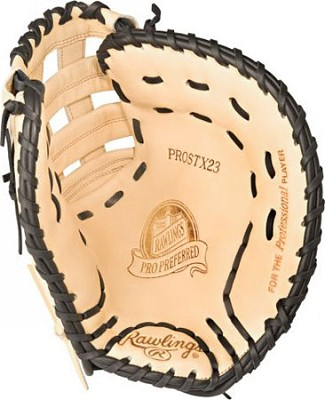 Pro Preferred 12.25in 1st Base Baseball Glove (Left Handed Throw)